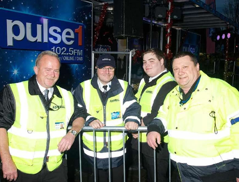 Manned guarding services Yorkshire